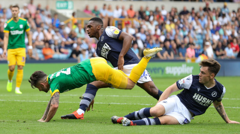 Millwall midfielder Ben Thompson: Practise makes perfect as I look to get back on the goal trail