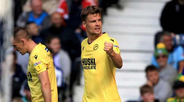 Millwall striker Matt Smith urges refs to clamp down: Opposition players are getting away with murder in the penalty area