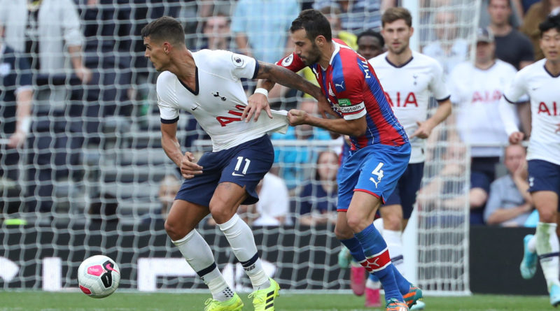 Crystal Palace captain Milivojevic: We'll try to correct mistakes we made in derby loss