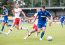 AFC Wimbledon are facing struggles – but Callum Reilly has been at a club with plenty more strife