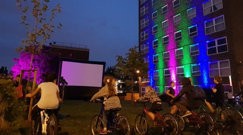 What's On: The Peckham and Nunhead Free Film Festival (PNFFF)