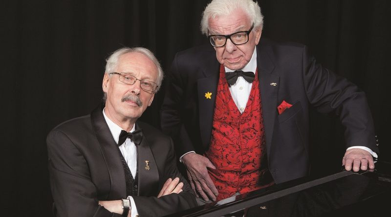 Comedy legend Barry Cryer and BBC Radio 4 pianist Colin Sell are taking to the stage to celebrate Greenwich Theatre's 50th Anniversary