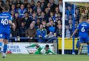 AFC Wimbledon 1 Portsmouth 0 – Terell Thomas grabs dramatic late winner