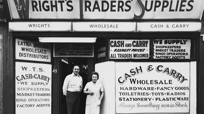 South London Memories: 115 years of business up the Elephant