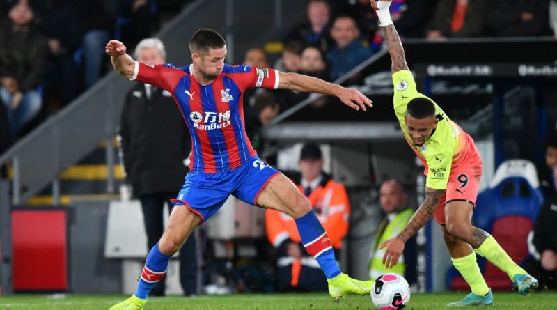 Crystal Palace defender Gary Cahill makes Manchester City claim after fixture at Selhurst Park