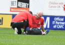 Addicks set for anxious wait before extent of Jonny Williams' knock is revealed – as Lee Bowyer bemoans Charlton's recent luck with injuries