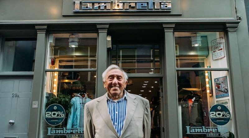 Iconic Swinging Sixties store in Carnaby Street honoured with green plaque