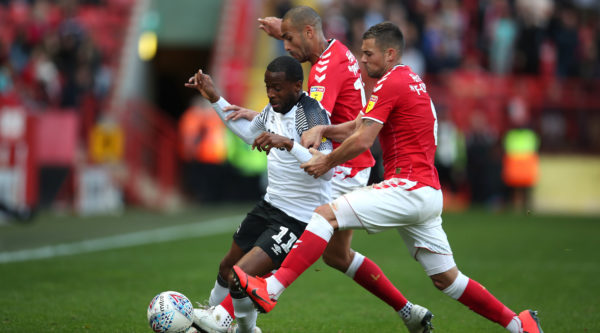 Jake Forster-Caskey: Work-rate was key to Charlton victory over Derby + admits Chelsea youngster's form not aiding his hopes of a midfield startingrole