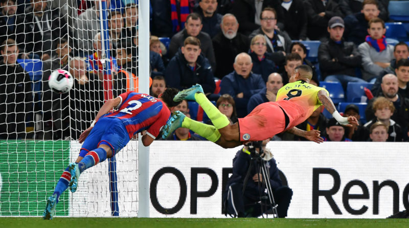 Crystal Palace 0 Manchester City 2 – Eagles can have no complaints as quickfire double sends them to defeat