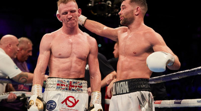 """Ted Cheeseman slams judges after their """"disgusting"""" scorecards see him lose British super-welter title"""