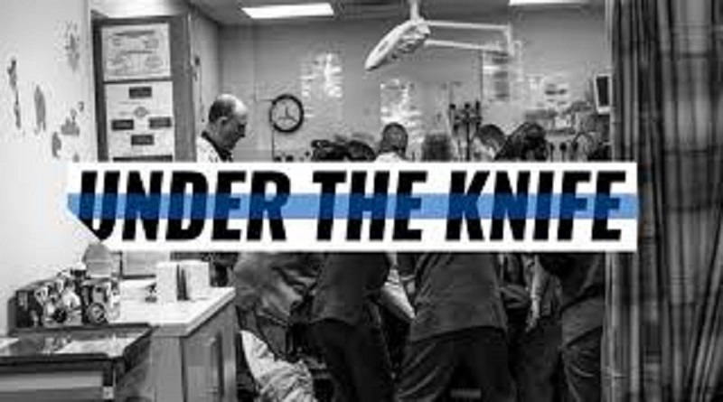 What's On: Free Film Show – Under the Knife – portrayal of an attack on the NHS