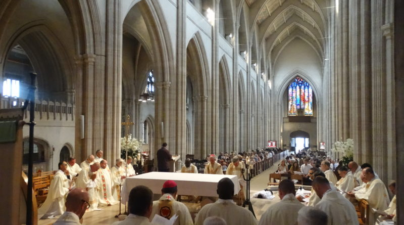 Archbishop who steered through facelift for Southwark Cathedral dies