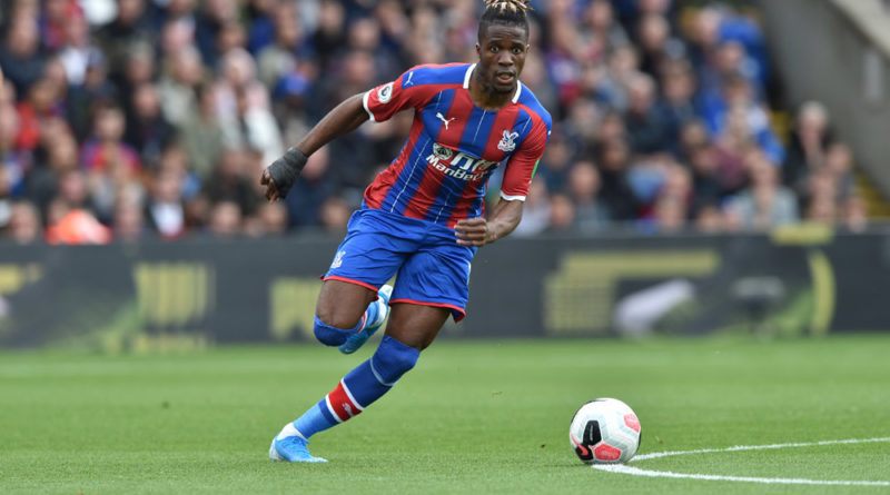 Image result for wilfried zaha""