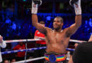 """Short fuse! Daniel 'Dynamite"""" Dubois takes 130 seconds to take out Tettey – and happy to face Brit rival Joe Joyce"""