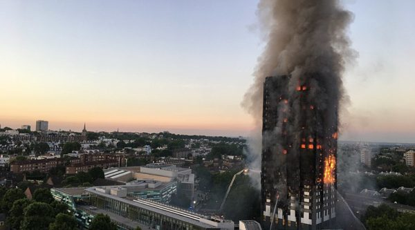 "Response to Grenfell tragedy ""so bad it was beyond belief"""