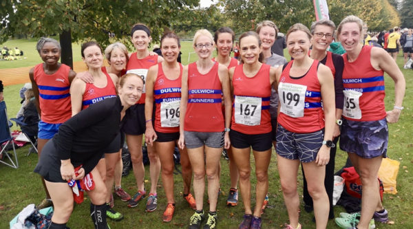 Dulwich Runners round-up: Clare Elms shines in Surrey League Division One action