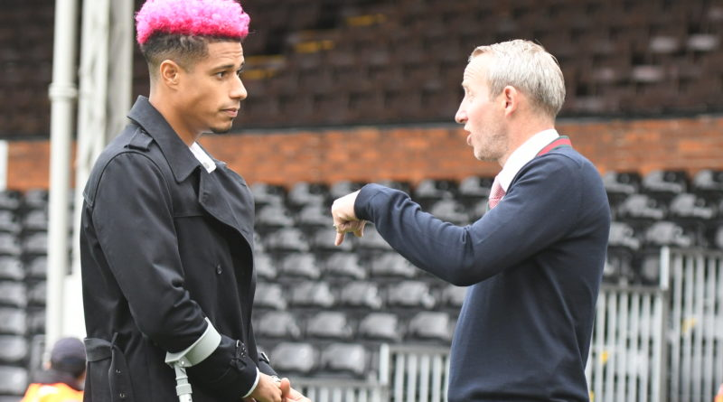 Lee Bowyer reckons Charlton would have beaten Millwall if Lyle Taylor was available today – and says he is edging back to fitness