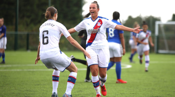 Crystal Palace Women put on free coaches for schoolchildren to attend London City Lionesses match