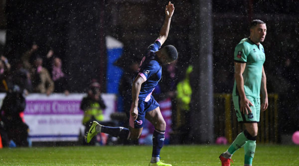 Non-league round-up: Dulwich out of FA Cup but Bromley earn replay against the Gas