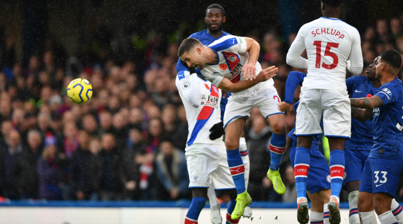 Crystal Palace defender Gary Cahill: Chelsea were in top gear for my Stamford Bridge return