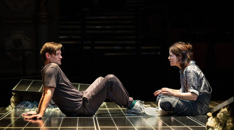 Theatre Review: Lungs, Old Vic