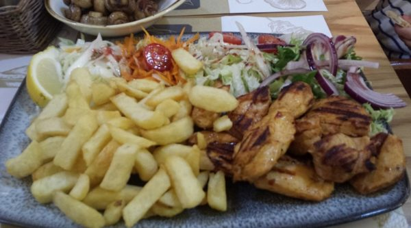Food & Drink: Eltham Grill House, Traditional Fish & Chips, London SE9