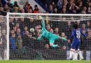 Madness at the Bridge as Chelsea come back from 4-1 down to draw 4-4 against Ajax in Champions League