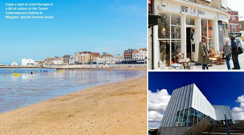 Days Out: A trip to Margate by Paloma Lacy