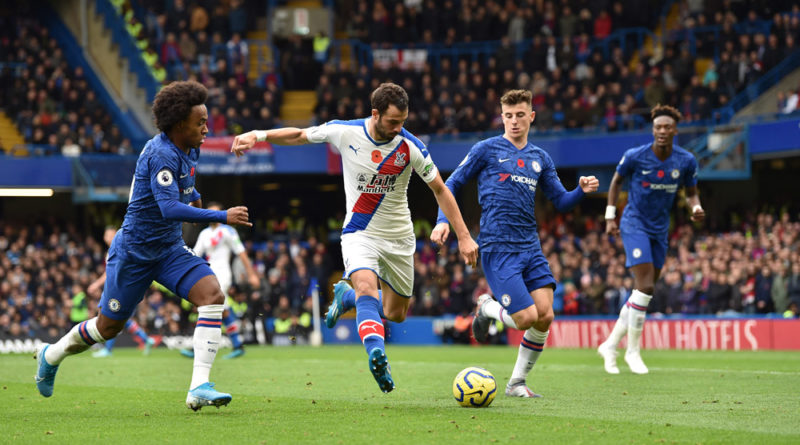 Crystal Palace's squad shortages could be more keenly felt as duo pick up knocks in Chelsea reverse