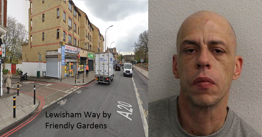 Man jailed for robbery and possession of a firearm in Lewisham - London News Online