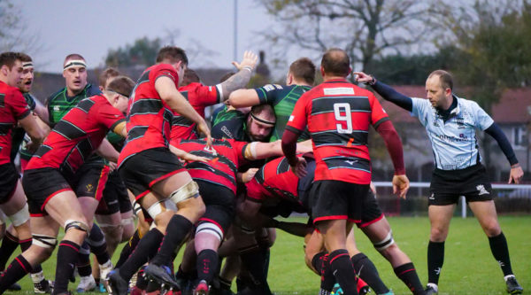 Rugby union: Blackheath can have no complaints as Cinderford add another impressive away victory