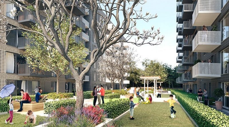 Green light is given for 600 new homes in Kidbrooke
