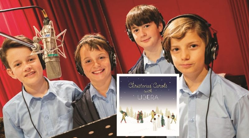 Choral singers release their new Christmas album 'Christmas Carols with Libera'