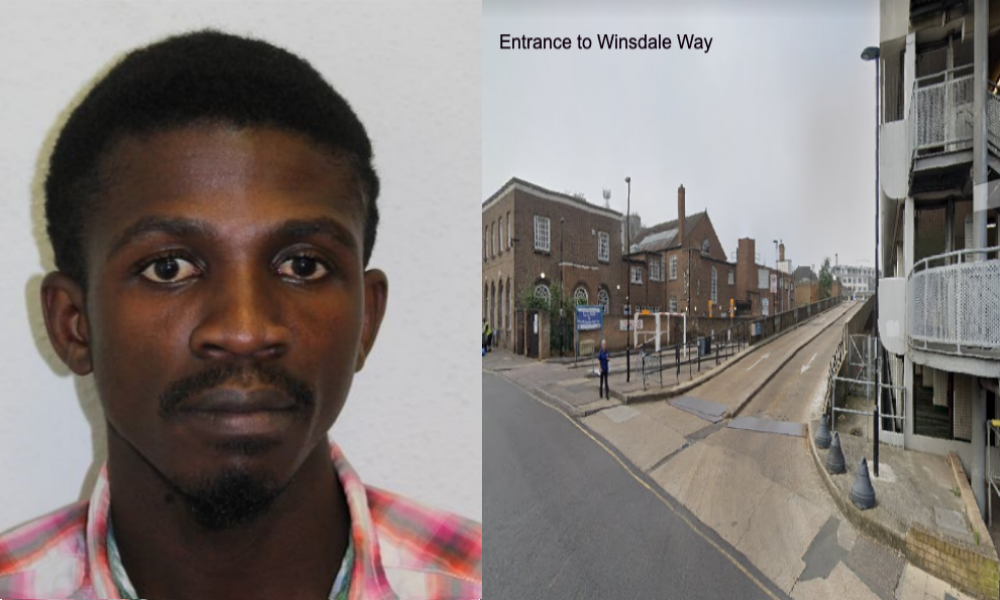 Man given eight year sentence for raping a woman in Lewisham - London News Online