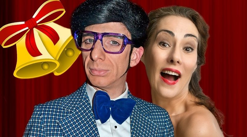 What's On: Mel & Lenny's Christmas Ding Dong at Live At Zedels in Piccadilly