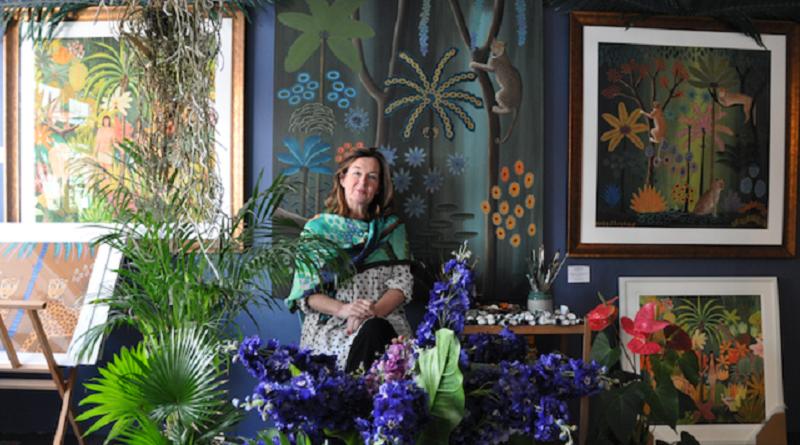 What's On: The Wimbledon Art Fair takes place at Wimbledon Art Studios