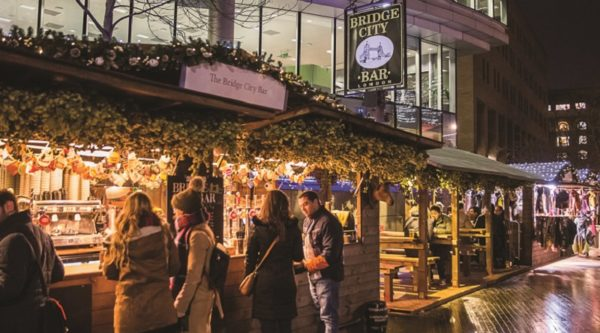 What's On: Christmas by the River, London Bridge City