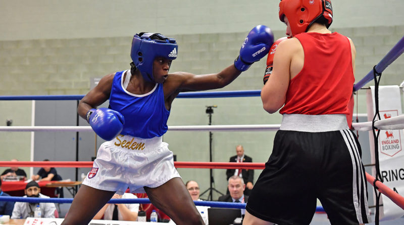 Two boxers from Double Jab win England Boxing Development Championships