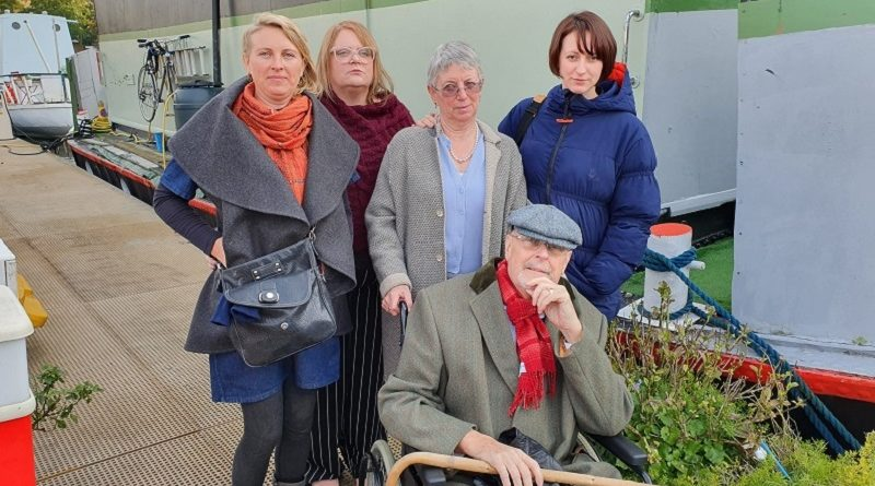 Terminally ill man says thanks to the South London Press for help to get his Blue badge