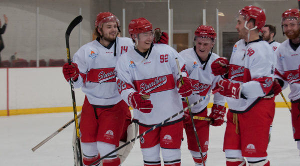 Ice-hockey: No issues for Streatham as they motor through NIHL Cup group stage