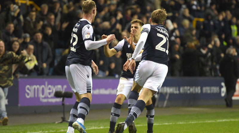 Alex Pearce: Millwall need to be more clinical