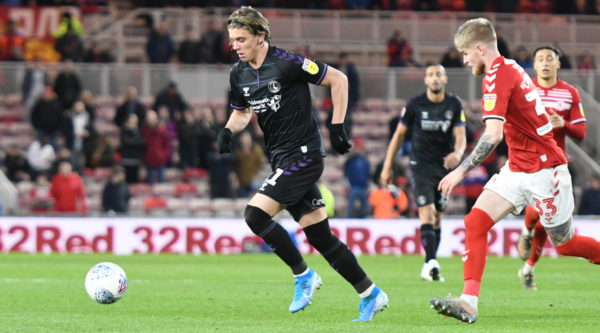 Middlesbrough 1-0 Charlton Athletic: Lacklustre Addicks beaten again