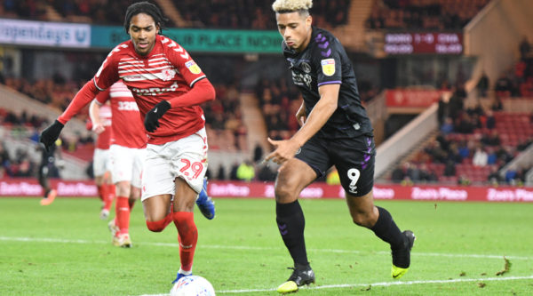 """Charlton striker Lyle Taylor's minutes against Huddersfield Town will be """"limited"""""""
