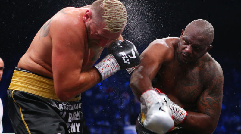 Dillian Whyte marks ring return with points win over Mariusz Wach – Brixton fighter admits he was below-par