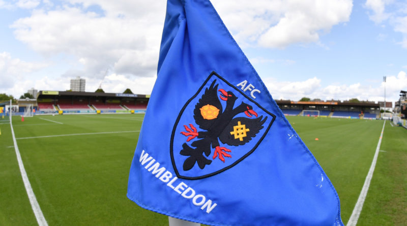 Chelsea interested in AFC Wimbledon youngster