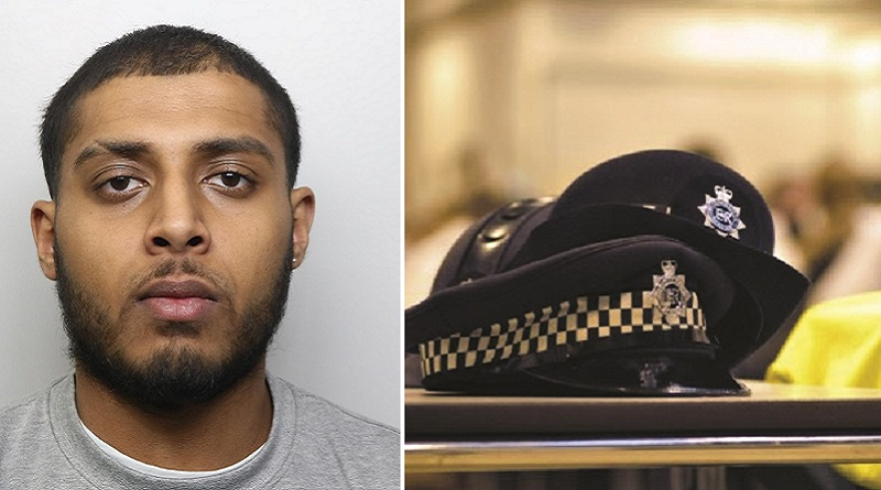 Man caught carrying an axe through Victoria station jailed