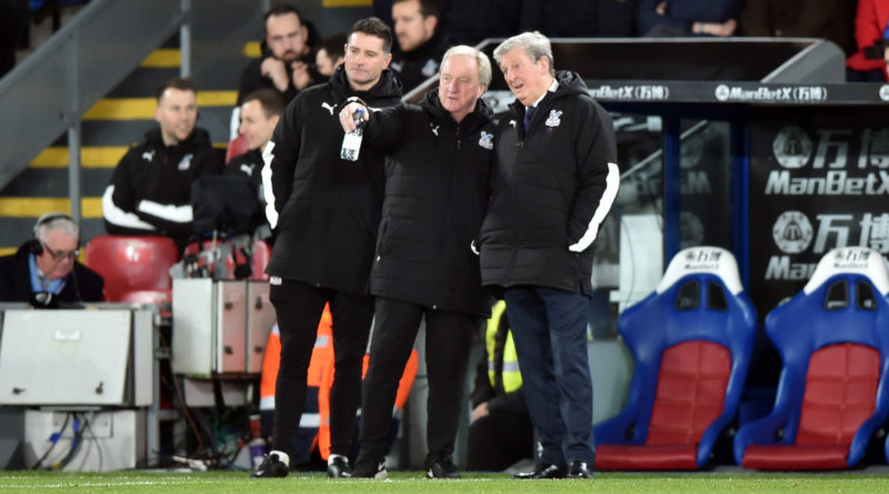 Crystal Palace manager Roy Hodgson reveals big positive ahead of Brighton derby