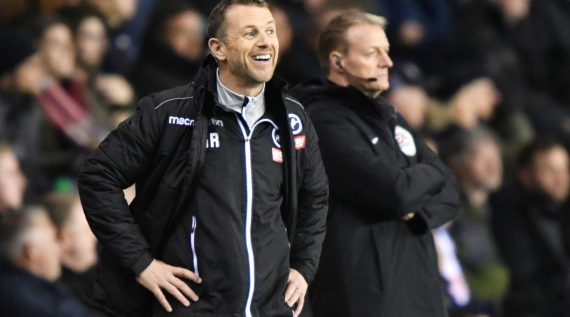 Gary Rowett reveals the key to Millwall victories in the Championship