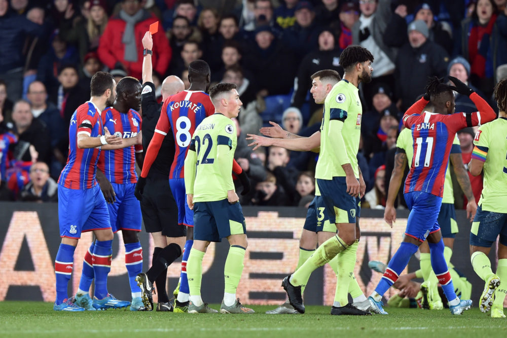 Crystal Palace boss Hodgson gives verdict on Sakho red, fifth-place in Premier League and defensive injury crisis