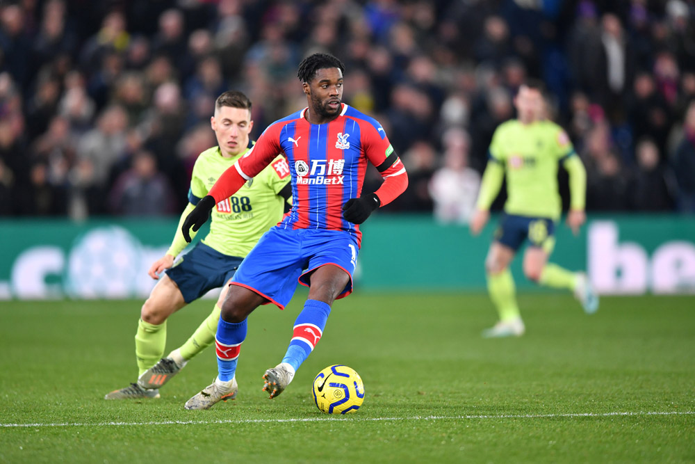 Crystal Palace midfielder Kouyate on why he knew he could perform at centre-back – and scorer Jeffrey Schlupp reveals boss kept team calm after red card